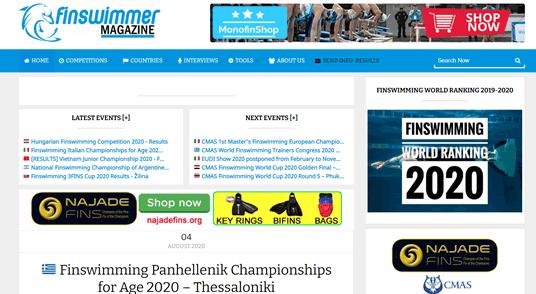 finswimmer.com