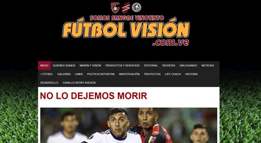 futbolvision.com.ve